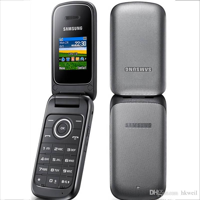 Samsung GT-E1190 Flip Cell Phone