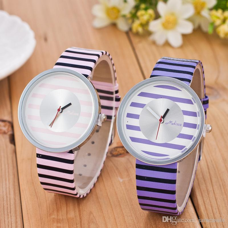 Hot style Ms speed sell tong belt belt of female money quartz watches watches a pencil Quartz watch