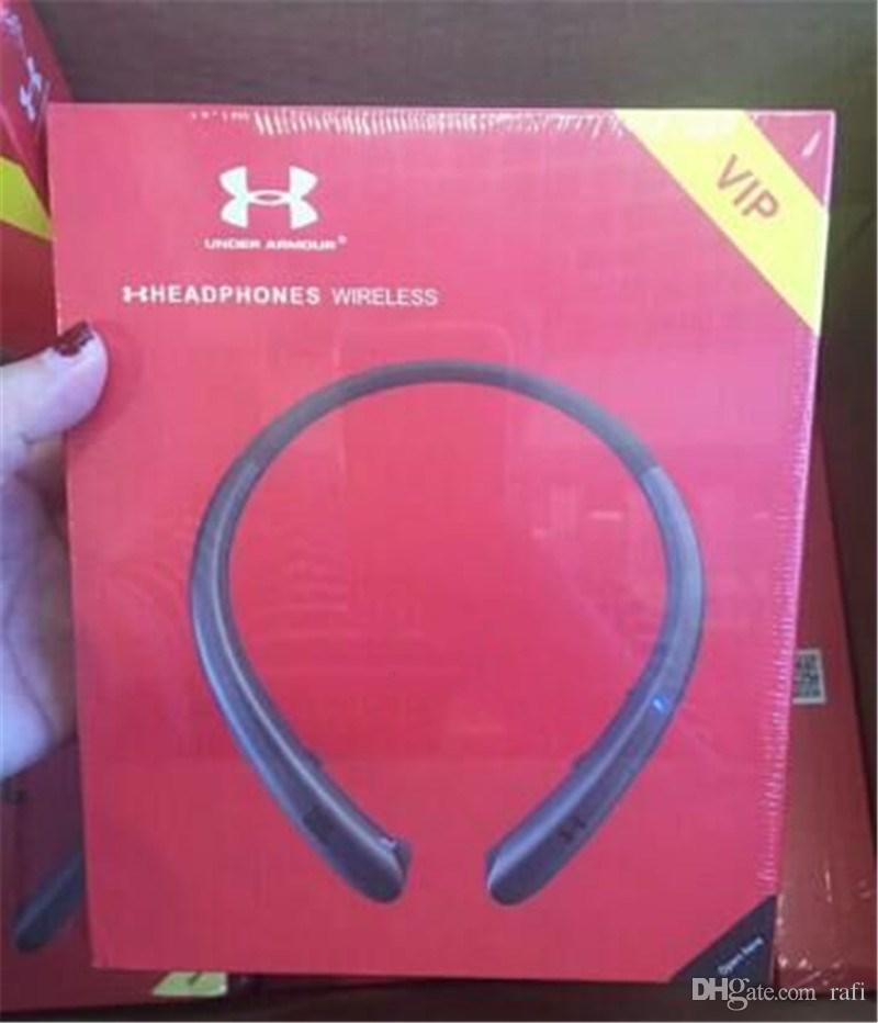 High quality Wireless Sport Headphone with Bluetooth for cell phone fast shipping