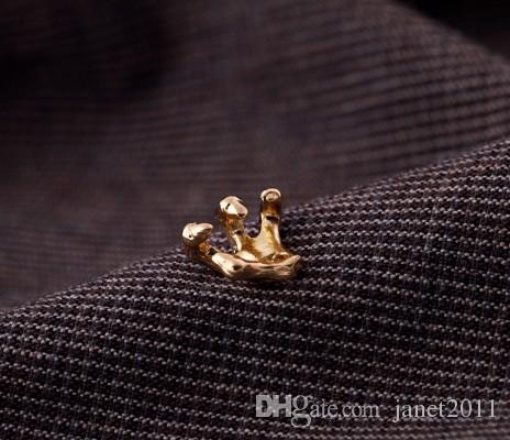 펑크 쥬얼리 독수리 발톱 귀 팔목 고딕 실버 골드 톤 귀 뼈 클립 없음 귀걸이 없음