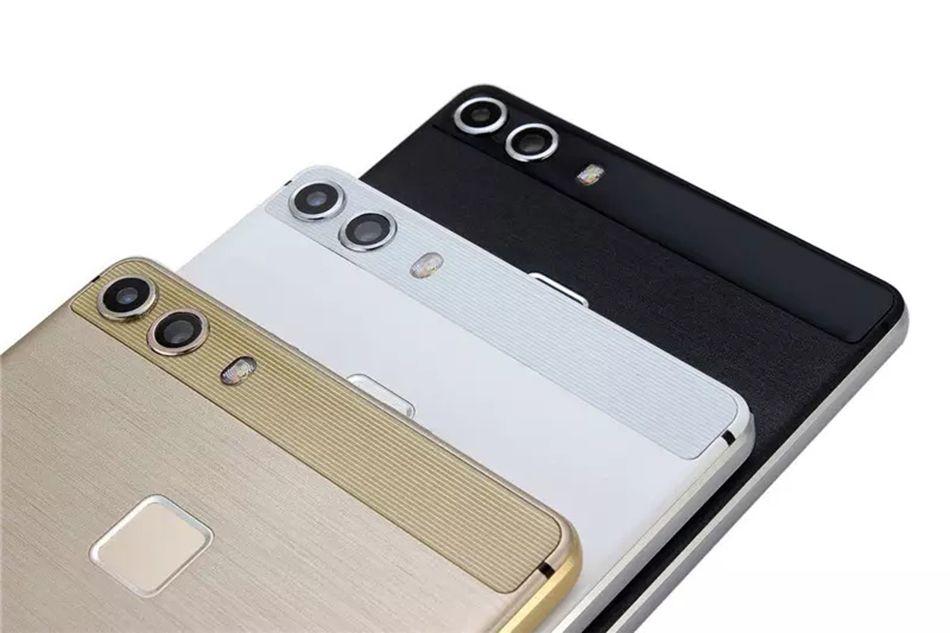 free shipping Huawei P9 plus Max Clone 64bit MTK 6592 octa core phone 4g  lte smartphone Android 5 0 3gb ram 6 0 inch goophone P9