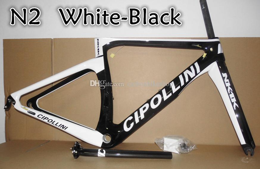 Top sale 4 Models T1000 3K/1K Cipollini NK1K carbon road bike frames with XXS/XS/S/M/L BB30/BB68