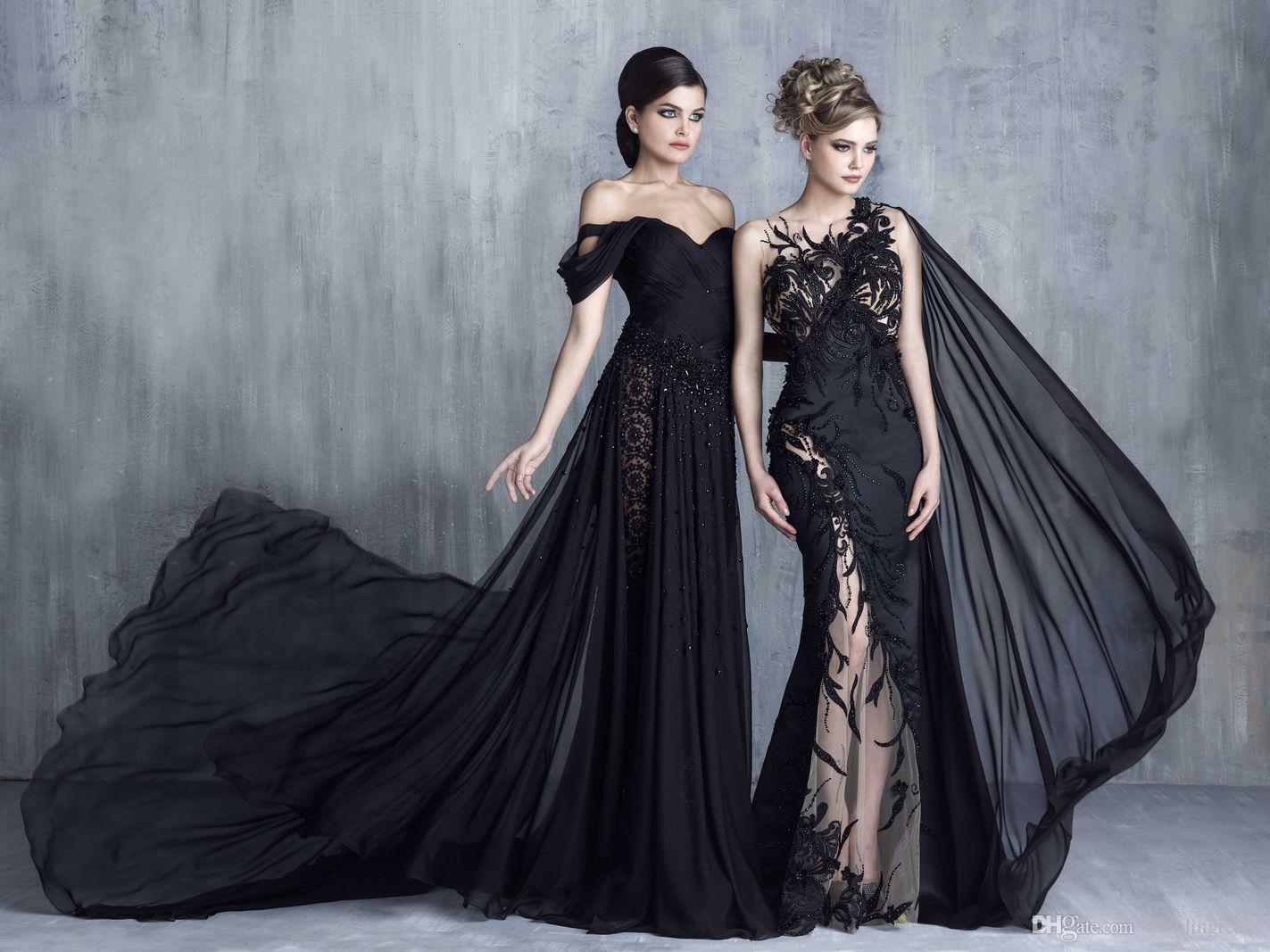 Уникальные вечерние платья с прозрачными русалками и шифоновыми бусинами с бисером и аппликациями.