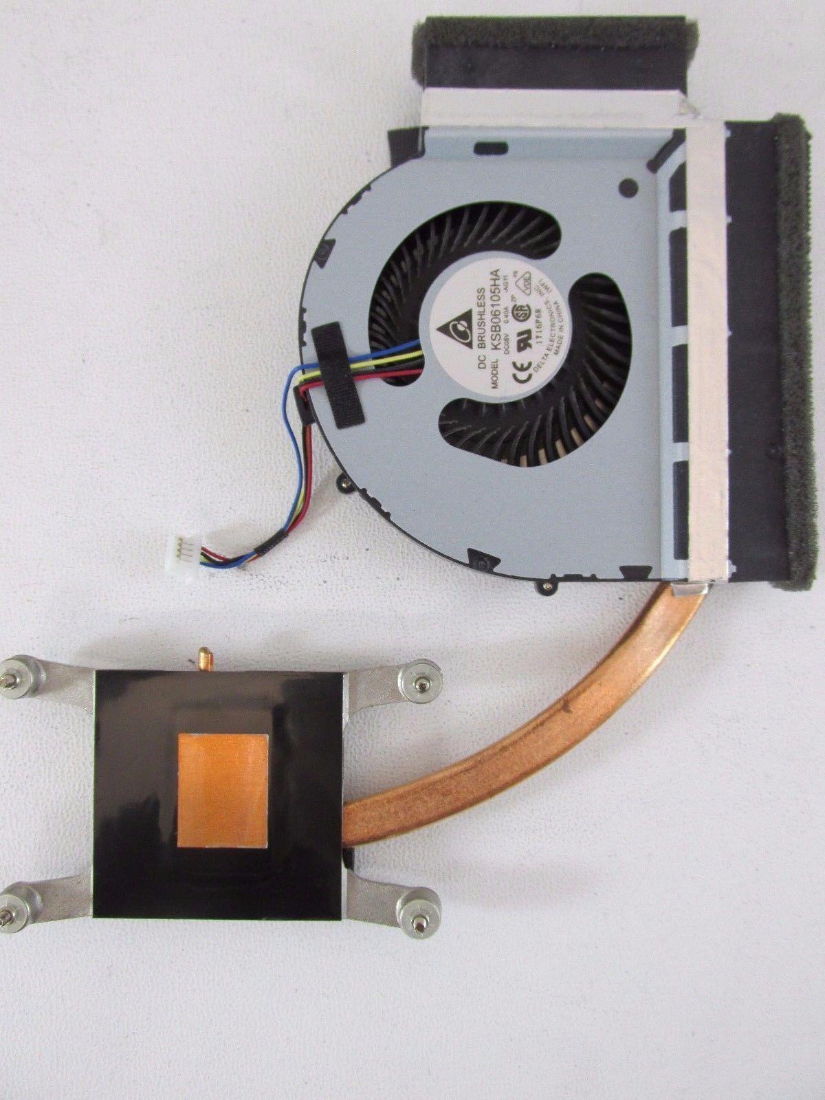 Новый вентилятор процессора ноутбука для IBM Lenovo Thinkpad T520 W520 CPU вентилятор охлаждения с радиатором 04W1578 04W1580