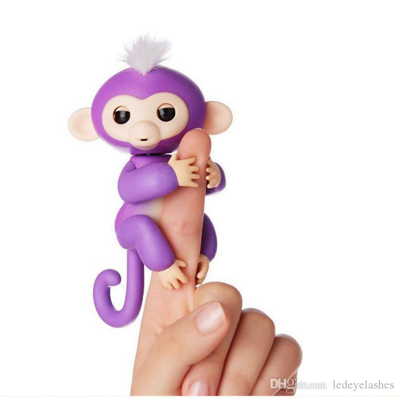 Gro 223 Handel Finglings Finger Affe Spielzeug Interaktive