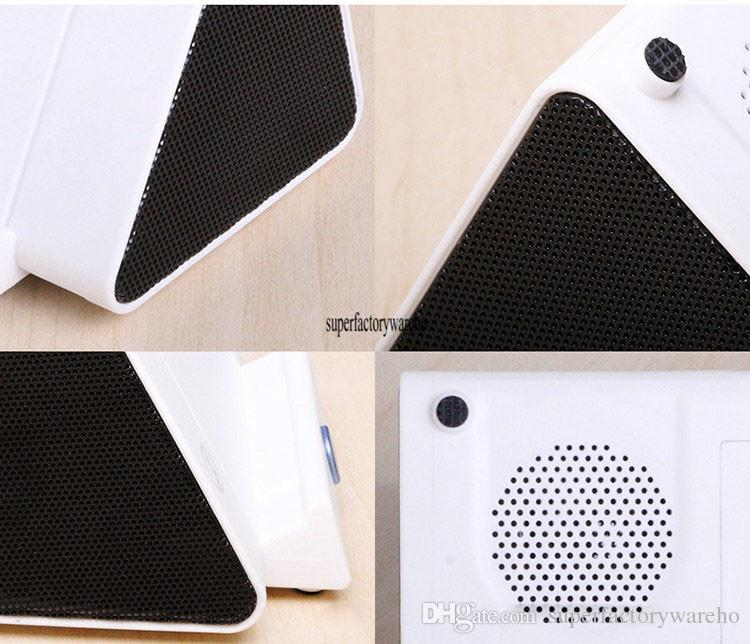 Mini Wireless Outdoor Audio Smart Speaker Resonance Mobile Speaker Speakerphone Stand Speaker