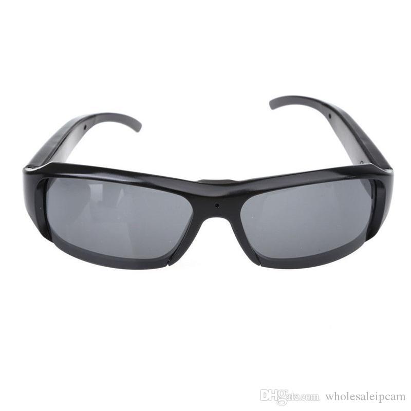 Digital Audio Video 1080 DVR Sunglasses Camera Smart Glasses HD Live Stream COOL