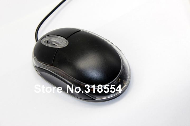ホットセールベストプライス10ピース/ロットオプティカルマウスUSBミニスクロールホイールマウスマウスノートパソコンノートブック