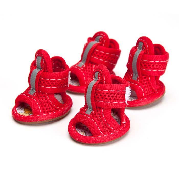 Estrella Dog Shoes Bottes pour animaux de compagnie Dog Paw Protector Dog Summer Mode Sneaker Livraison gratuite