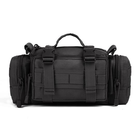 3c7dc2e5e7c5 SINAIRSOFT Outdoor Tactical Waist Bag Climbing Adventure Packge ...