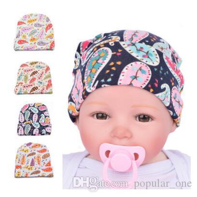 2019 Kids Winter Hats Newborn Baby Girls Flower Beanies Hat Birthday Gifts  Hats Hair Accessory Boutique Winter Warm Baby Beanie Hats 55 STYLES From ... fdf307f696d
