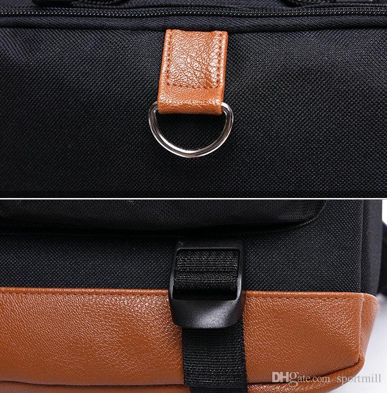 Brugge KV sırt çantası Blauw Zwart okul çantası Futbol kulübü sırt çantası Futbol takımı schoolbag Açık sırt çantası Spor günü paketi