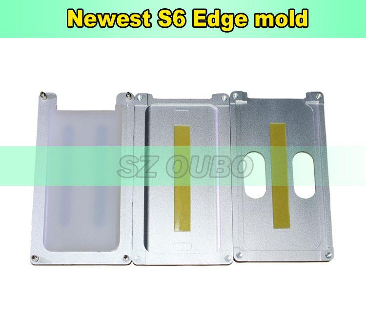 Mold Easy OCA Laminating + OCA Alignment OCA + Laminator sous vide pour Samsung S6 edge / S6 edge Plus / S7 edge