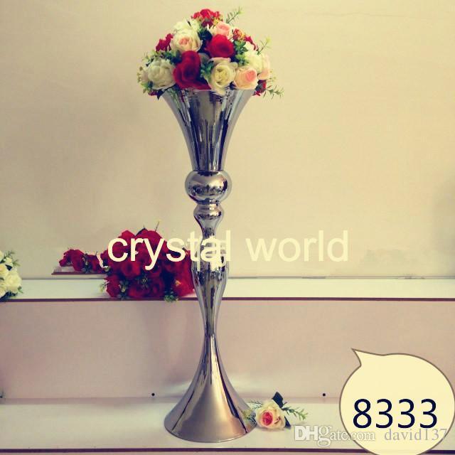 Centerpieces вазы цветка украшения венчания умственные на венчание 12 таблица