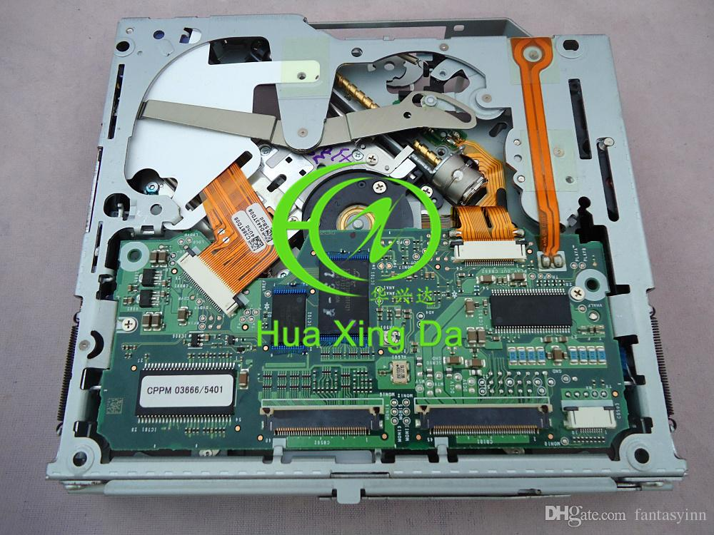 100% Original DV39M16S DV39M DV38M DV39M16C DV39M12P-A Alpine single car DVD mechanism for Mercedes BMNW VOLVO XC60 etc.