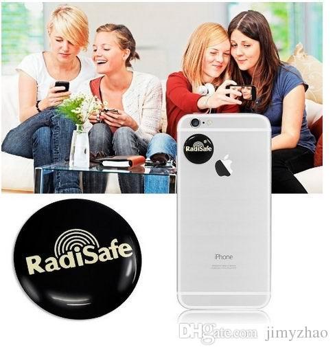 2015hot Product Groothandel Fabrikant Radisafe Anti-straling Sticker Glanste Straling 99.8% 10 stkspartij Gratis Verzending