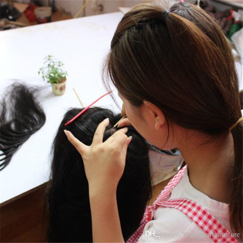 Needle Micro Rings Loop For Wigs Hair Extension Hair Tools For Human Hair Wigs
