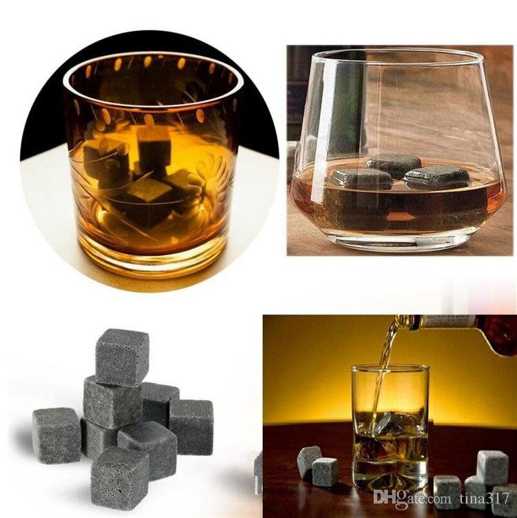 discount bag whisky chilled stones granite rocks cubes for scotch whiskey glass ice stones rock coolers from china dhgatecom - Scotch Glass