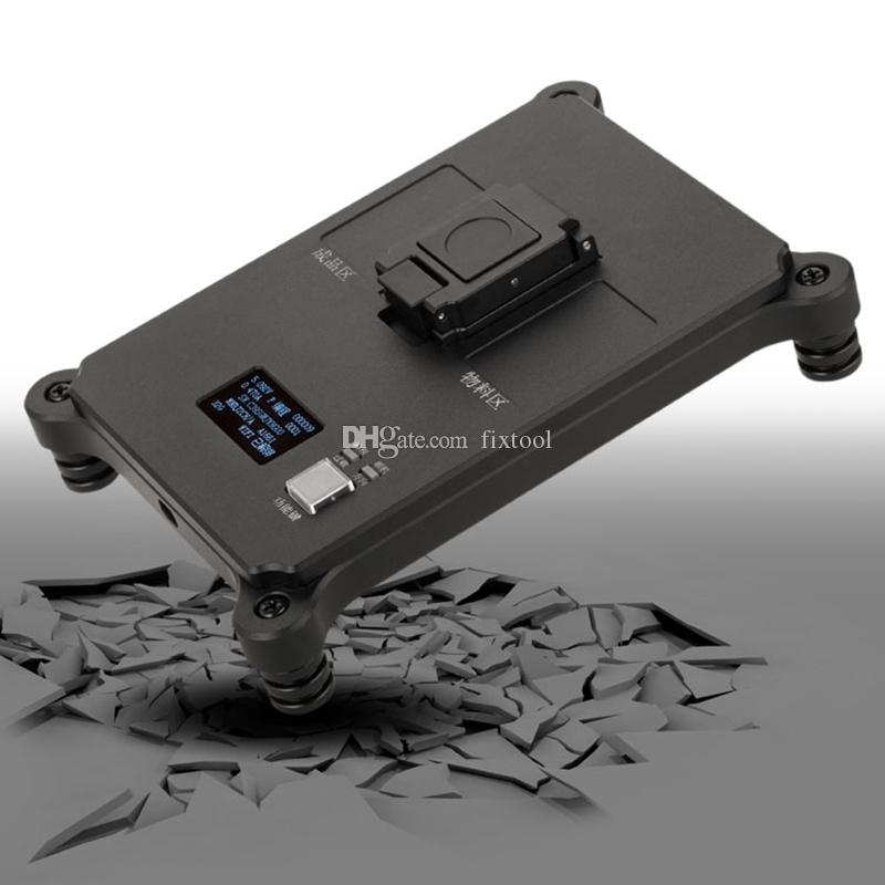 IDEV PCIE Hard Disk Test Stand NVMe NAND Error Repair Machine NAND Flash  Programmer expansion HDD Repair Instrument for iphone 6s-7p