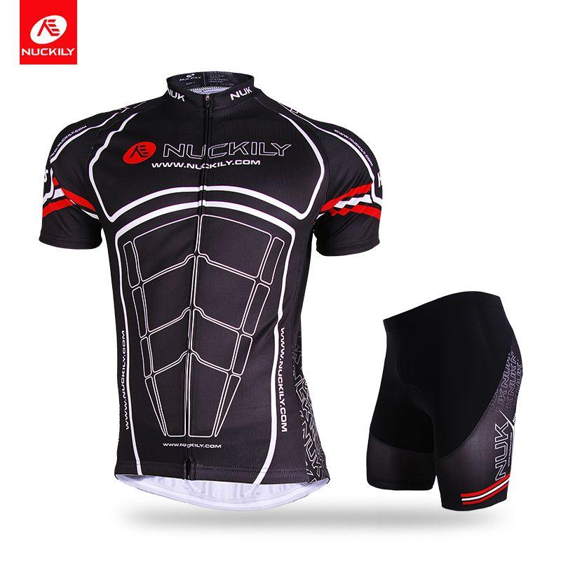 bafc5ab59 Nuckily Wholesale With High Qulity Short Suit Mens Mountain Bike KingKong  Design Cycling Ss Jersey And Short Set AJ207BK277 Best Bike Shorts Cycling  Rain ...