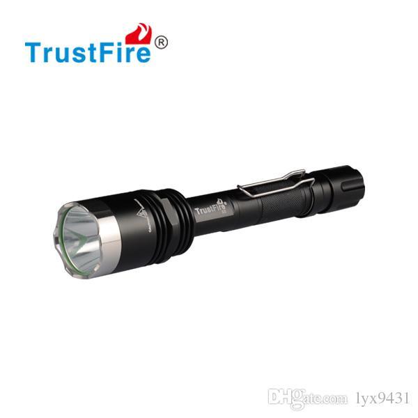 Linternas LED Taschenlampe 18650 Akku Anti-abrasive Vielseitigkeit LED-Leuchten Camping Licht Super Brightest High Quality Torch