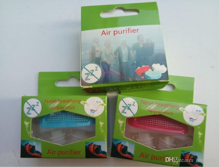 Stuffy Nase Atemgerät tragbare Gesundheit Nase Atemschutzgerät geeignet für Luftreinigung Schnarchen Luftreiniger