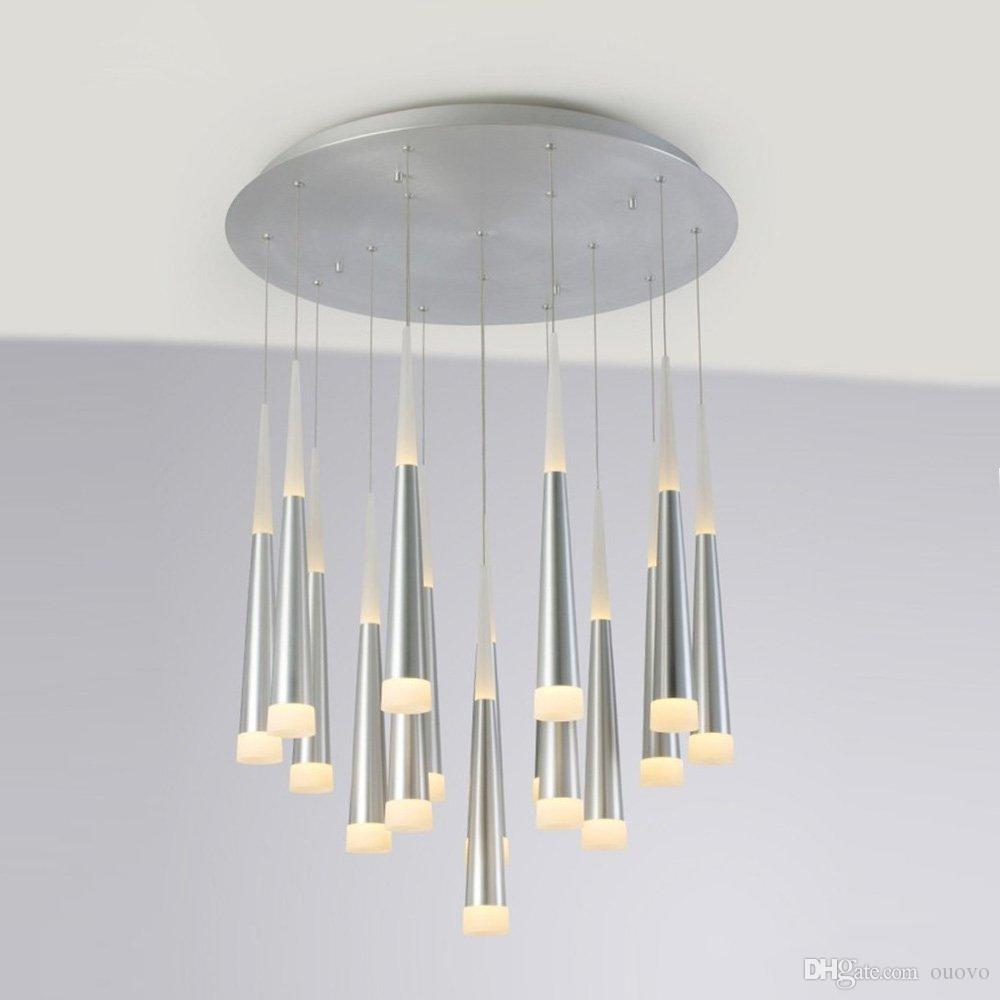 creative led taper pipe dining room pendant lights taper shape bar counter ceilingpendant lamp spiral stair aluminum acrylic cone tube pend ceiling . creative led taper pipe dining room pendant lights taper shape bar