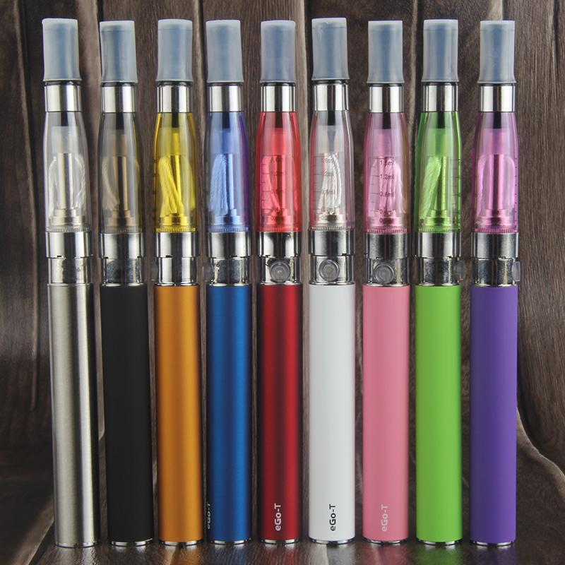 ego t ce4 blister de un solo inicio paquetes de pluma vaporizador cigarrillo electrónico clearomizer 510 evod 650 900 1100 subfilas de vapores mah