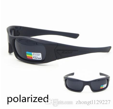 6434a969b0 Venta Al Por Mayor ESS 5B Credence Gafas Polarizadas Lente Gafas De Sol  Tácticas UV400 Militar Gafas TR90 Ejército CS Google Gafas A Prueba De Balas  Por ...