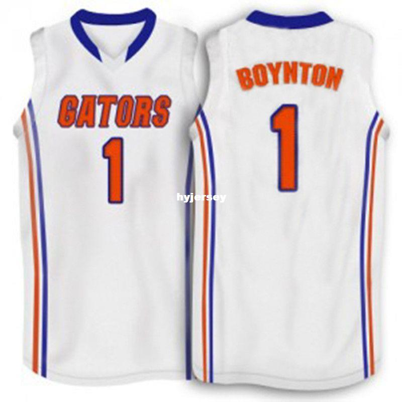 reputable site 456ab 942fb wholesale florida gators customized white jersey b5177 09998