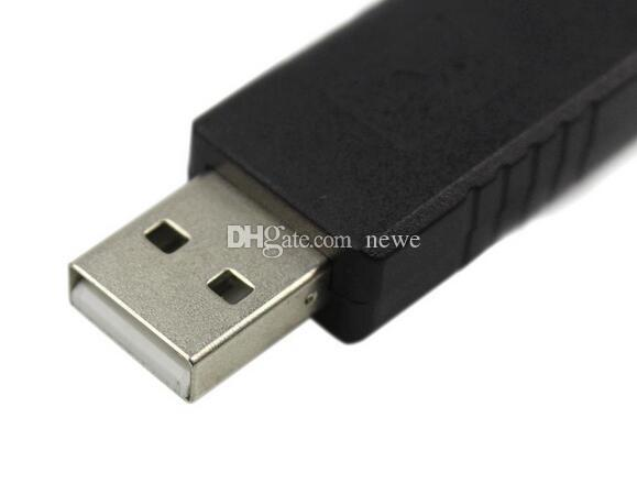 Hot Smart Electronics PL2303 PL2303HX USB to UART TTL Cable Module 4p 4 pin RS232 Converter Serial Line Support Linux Mac Win7