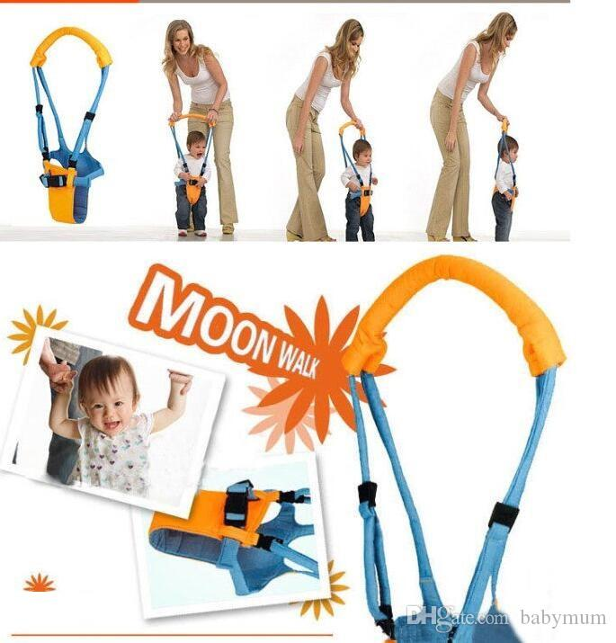 Детские прогулочные крылья Детские ходунки Детские ремни безопасности для малышей Ремешки для обучения ходьбе с защитными стропами обертывания mobybaby крылья