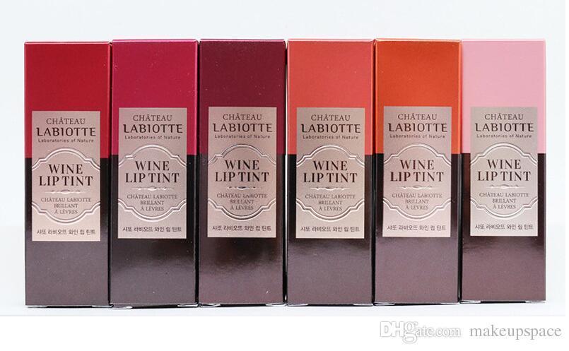 Factory Direct Price New Makeup Lip Popfeel Bottle Of Red Wine Lipstick Waterproof Lip Gloss Lipgloss Cosmetics