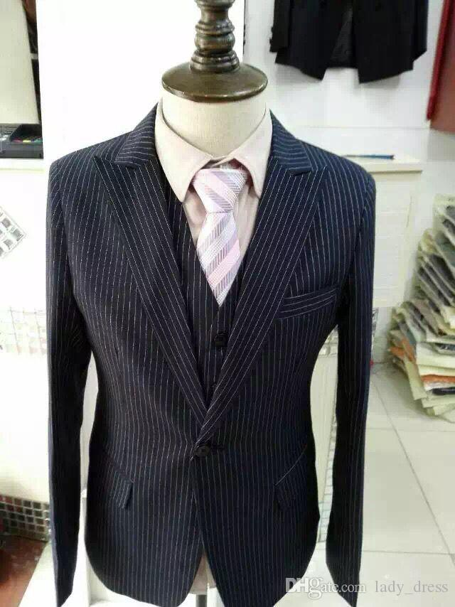 The Young Real Actual pics Men suits V-Neck long sleeves Men Tailor Suruimei Factory in China