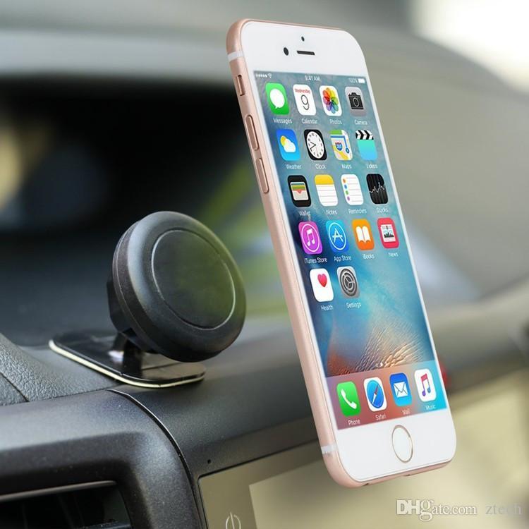 Supporto del telefono del magnete del supporto del cruscotto del supporto del telefono dell'automobile di MagnetIc con l'adesivo 3M il telefono universale