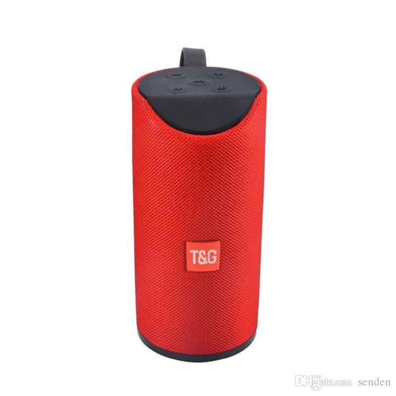 TG113 Loudspeaker Bluetooth Wireless Speakers Subwoofers Handsfree Call Profile Stereo Bass bass Support TF USB Card AUX Line In Hi-Fi Loud
