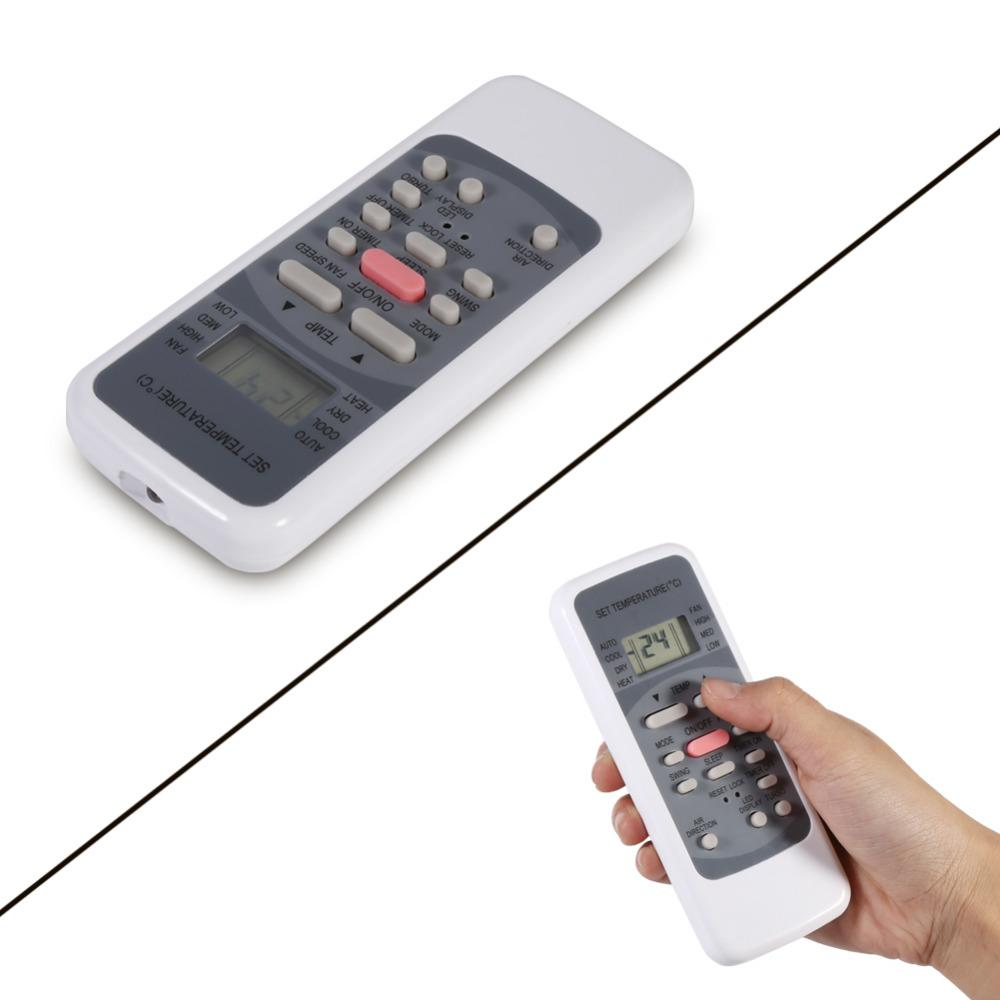 Wholesale R51m E Universal Air Conditioner Remote Control For Media Qkz Vk2 Grey Controller Conditioning Replacement Com Online Shopping