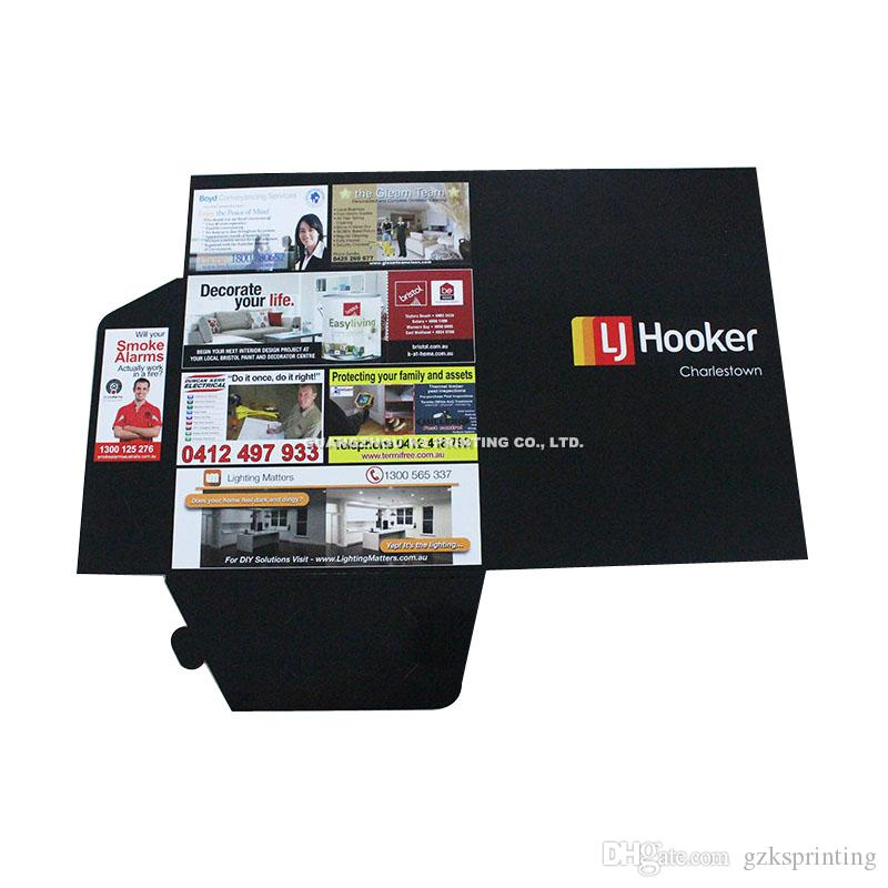 Presentation Folder for A4 Paper Presentation Document Folders ...