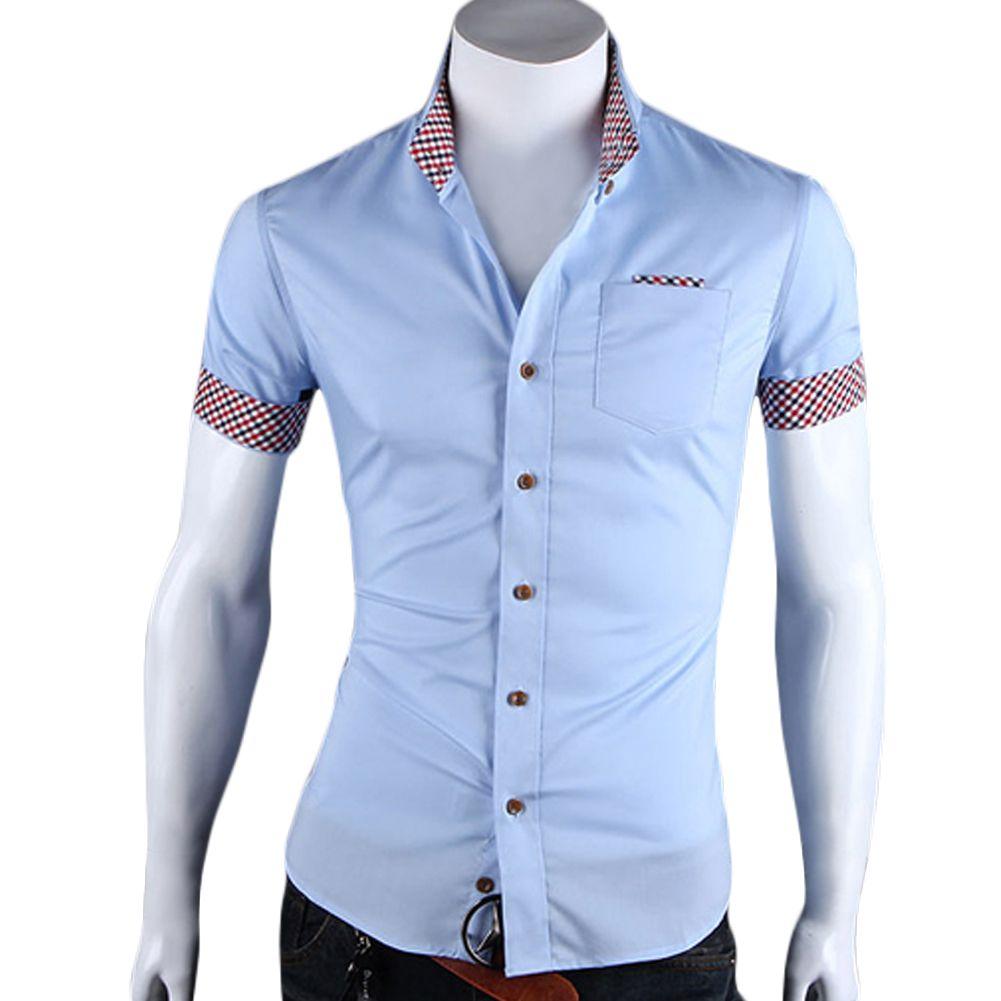 Mens Slim Cut Shirts Rldm