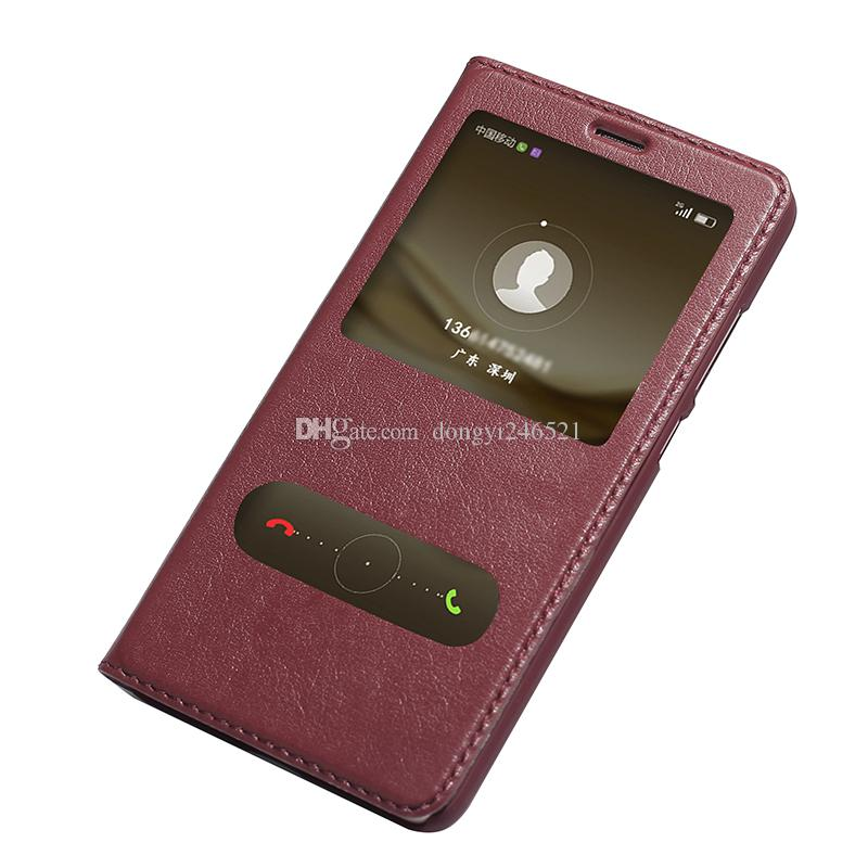 Для Huawei Mate 9 Case Ультра-Тонкий Тонкий Чехол Флип Бумажник Подлинный Бренд Роскошные Красочные Оригинальный Кожаный Чехол Для Huawei Mate 9