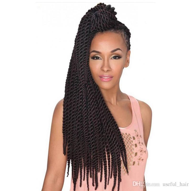 Havana Mambo Twist European Hair For Braiding 121824inch Crochet