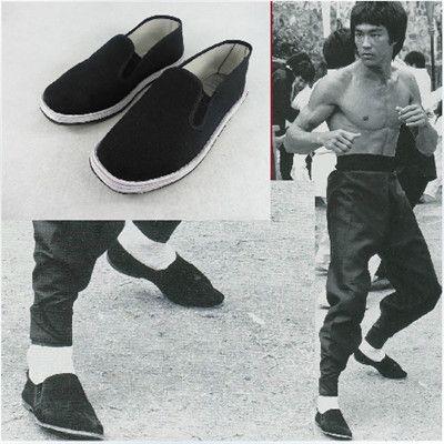 Wing Kung Chun Algodón Hechos Zapatos Libre Fu Artes Clásico Interior De Lee Tai Al Chi Chino Planos Marciales Casa Bruce Aire Zapatillas CBxoed