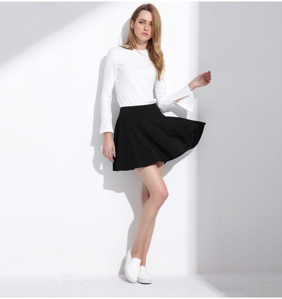 Woman Short Skirt 63
