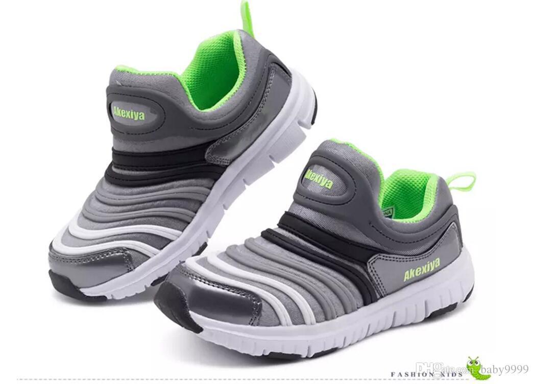 6434f32d14 Acheter NOUVEAU Chaussures D'été Populaires Pour Garçons Et Filles  Chaussures De Course Chaussures Respirantes Enfants Sneakers Size25 37 De  $238.58 Du ...