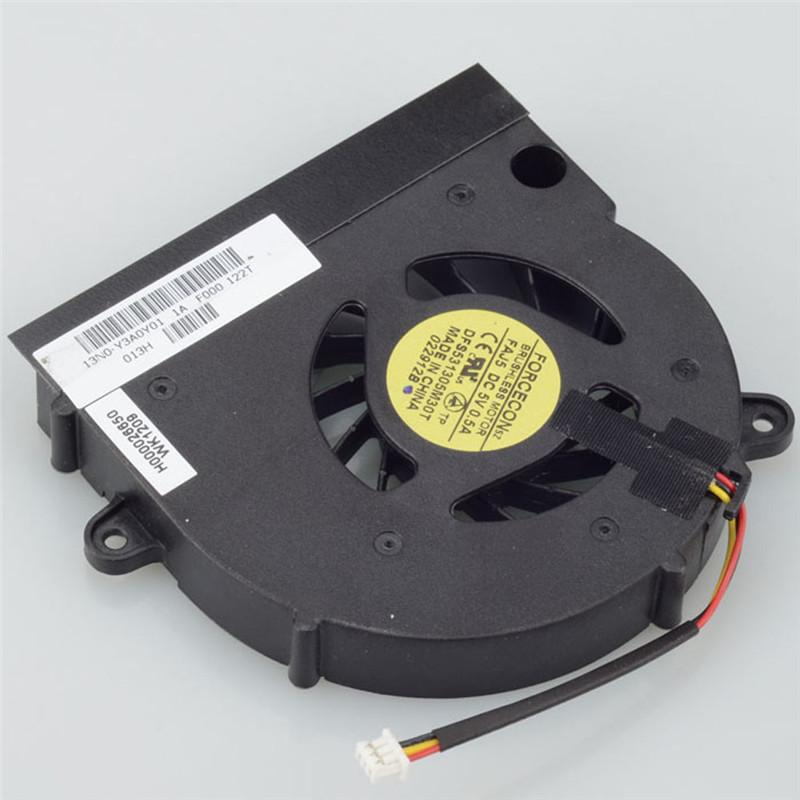 Wholesale- Laptops Replacements Components Cpu Cooling Fans Fit For Lenovo  L3000 G450A G455 G550 G550M Series Notebook Cooler Fan