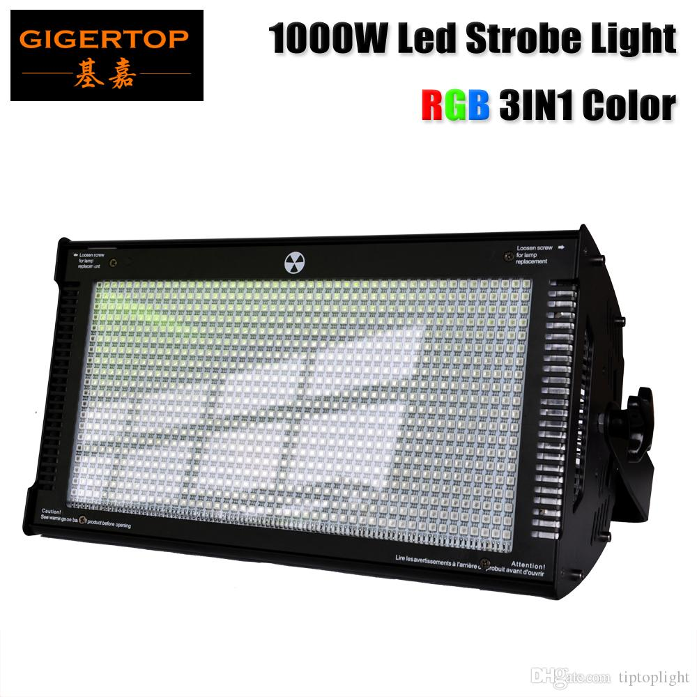 tp s1000rgb 1000w rgb stage led strobe light tri color mixing high rh dhgate com