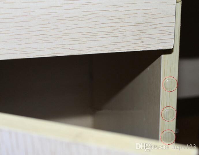 3M anticollision borracha colado gaxeta de borracha e tapete de borracha anti-derrapante para o gabinete de móveis