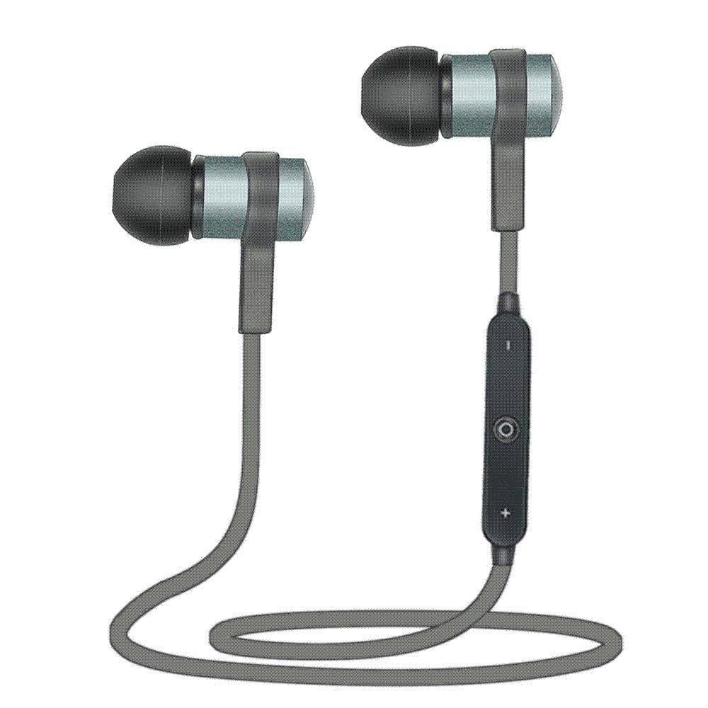 456fc9efaf3 Wireless Bluetooth Earphone S6 1 Metal Bluetooth Headset With Mic For  Iphone 7 For Samsung Galaxy S7 S6 S5 Xiaomi Redmi 4 Phones In Ear Headphones  Marshall ...