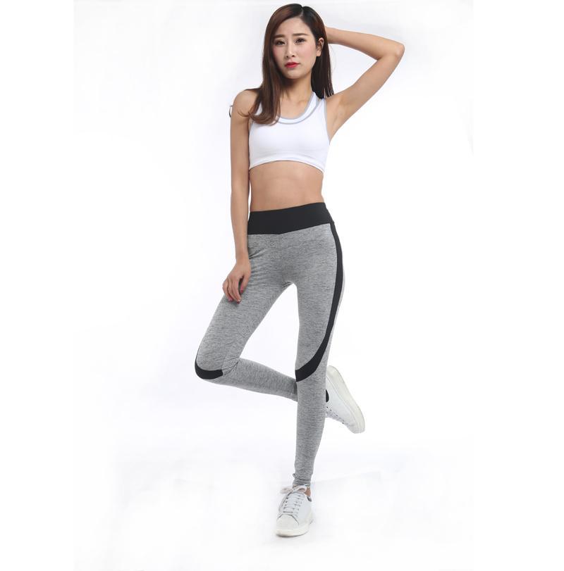 7f728fbd3a125 Compre Calzas De Entrenamiento Mujer Leggins Calzas Mujer Leggins Femme  Cintura Alta Leggings De Cintura Alta Spandex Ropa De Entrenamiento Para  Mujeres A ...