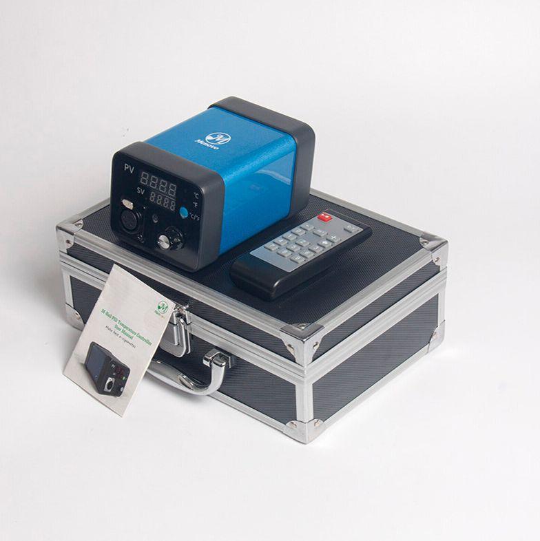 Menovo Portable E Dnail Wax Atomizer Mod Box Electronic Nail Temperature  Control For DIY Smoker Titanium Nail Carb Cap
